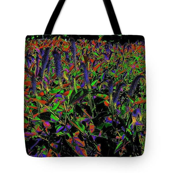 Electric Vision Tote Bag