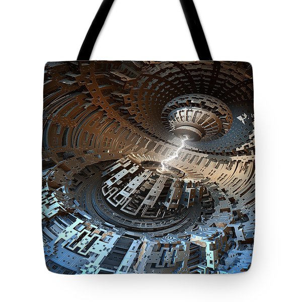 Electrical Hazard Tote Bag