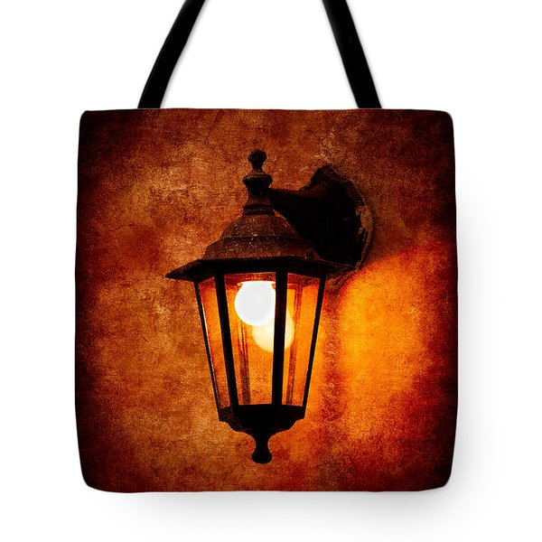Tote Bag featuring the photograph Electrical Light by Alexander Senin