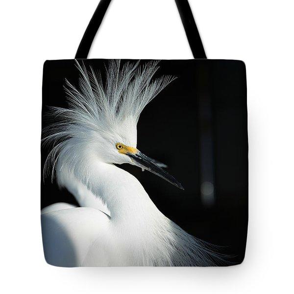 Electrifying Tote Bag