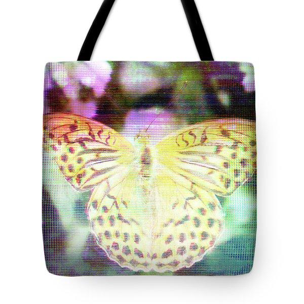 Electronic Wildlife  Tote Bag