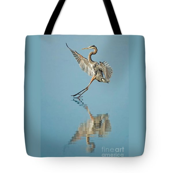 Elegance Tote Bag by Alice Cahill