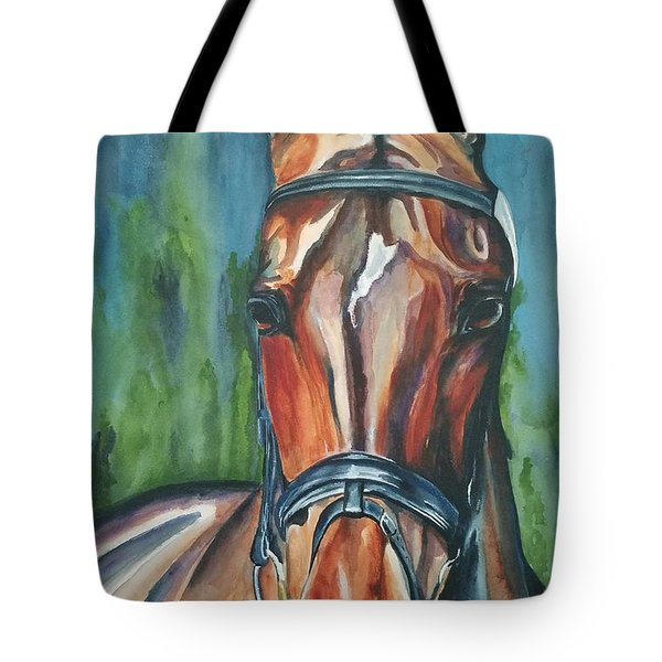 Elegance In Color Tote Bag