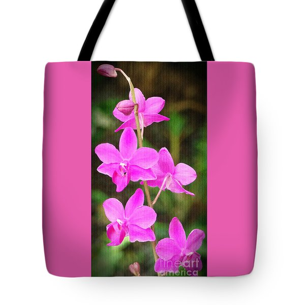Elegance In Nature Tote Bag by Sue Melvin