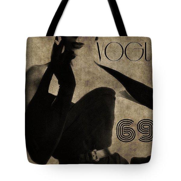 Elegant 69 Vogue  Tote Bag