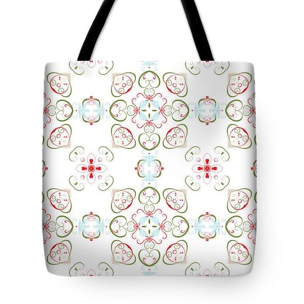 Elegant Christmas #02 Tote Bag