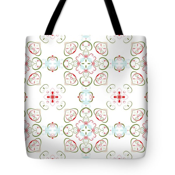 Elegant Christmas #02 Tote Bag