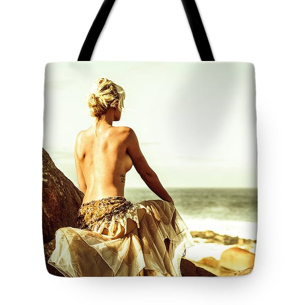 Elegant Classical Beauty  Tote Bag