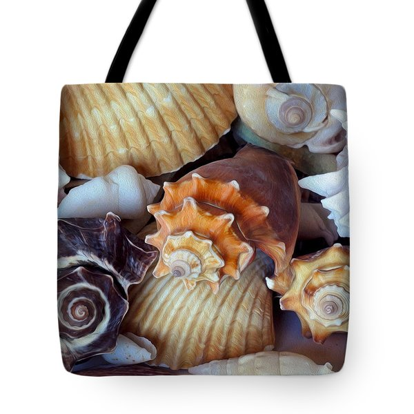 Elegant Companions Tote Bag