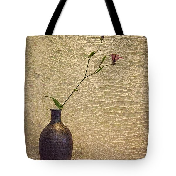 Elegant Still Life Tote Bag