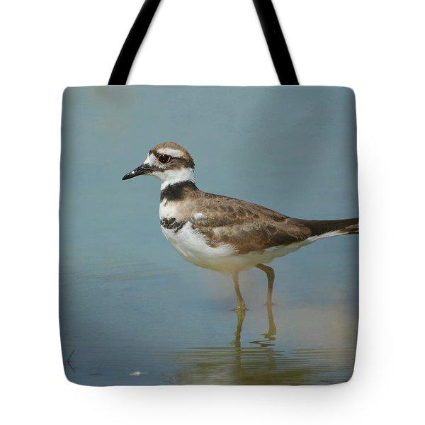 Elegant Wader Tote Bag