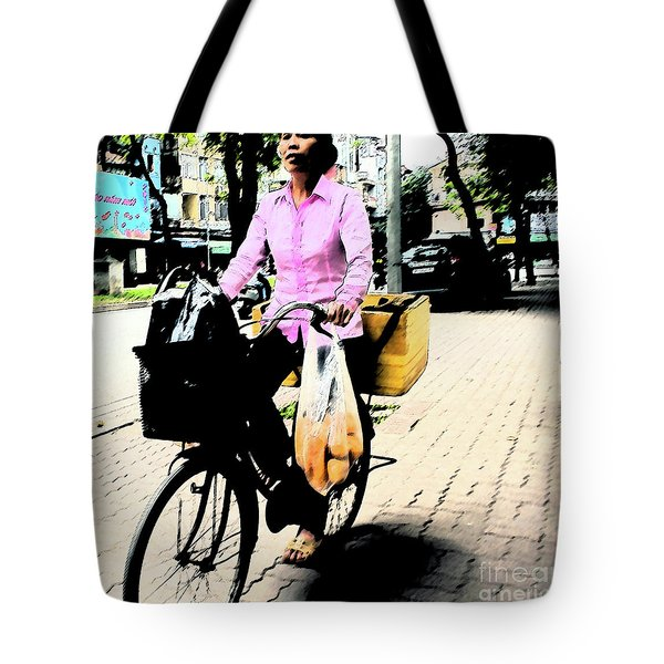 Element Of Time Tote Bag