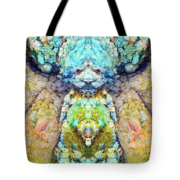 Elemental Being In Nature 1 Tote Bag
