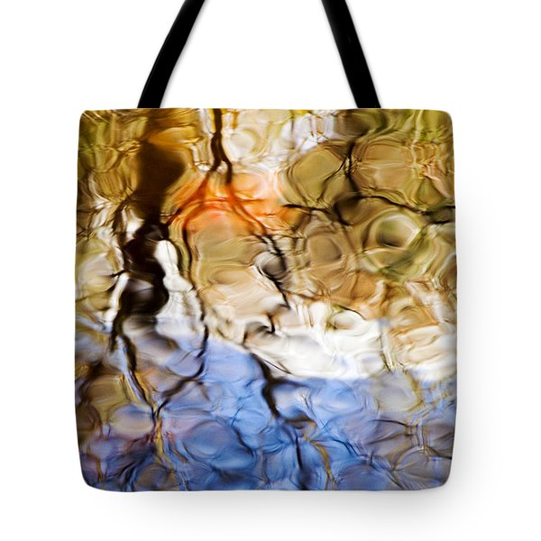 Elementals Tote Bag by Joanne Baldaia - Printscapes
