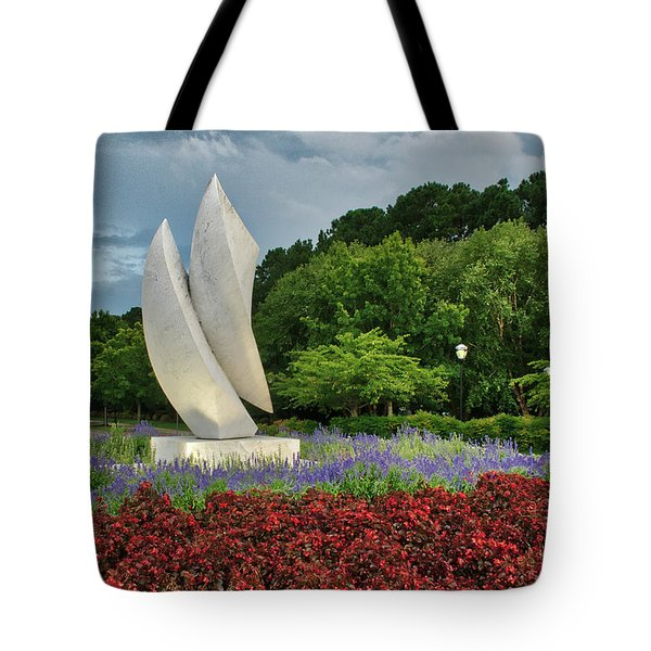 Elements At Avenue Of The Arts Tote Bag