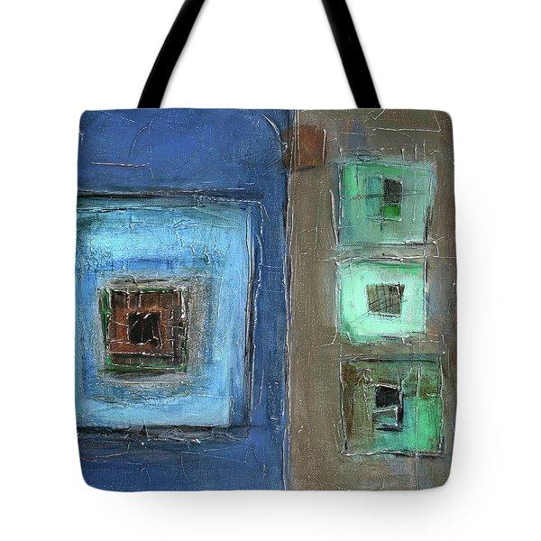 Elements Tote Bag by Behzad Sohrabi