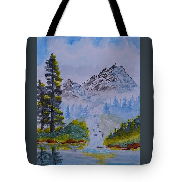 Elements Of Nature 2 Tote Bag