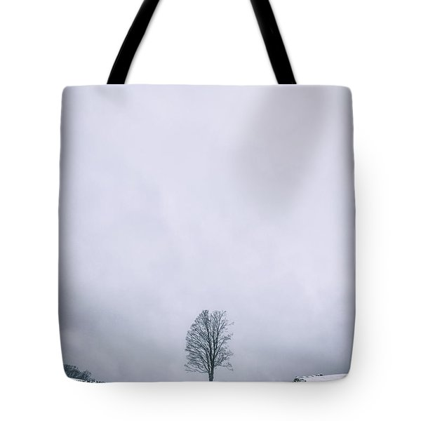 Elements Of Silence Tote Bag