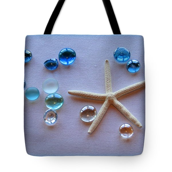 Elements Of The Sea Tote Bag