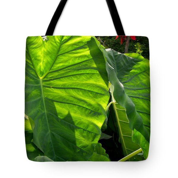 Elephant Ear 448 Tote Bag