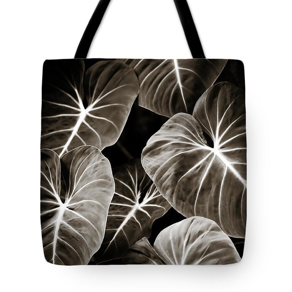 Elephant Ears On Parade Tote Bag