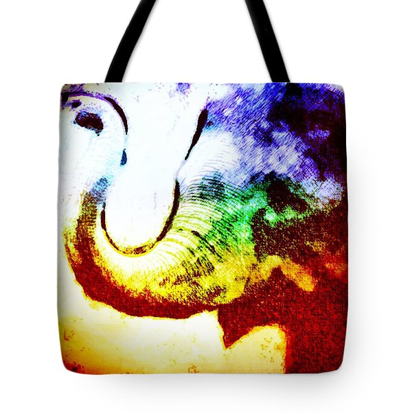 Elephant Energy Tote Bag