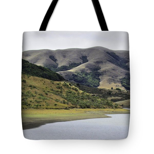 Elephant Hill Tote Bag