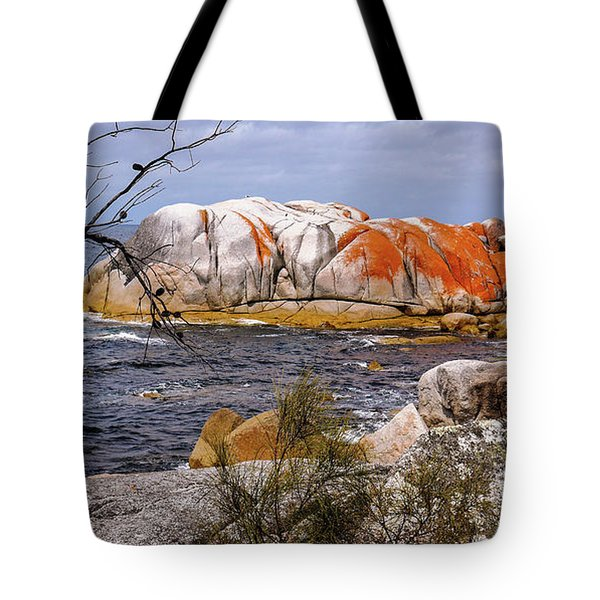 Elephant Rock - Bay Of Fires Tote Bag