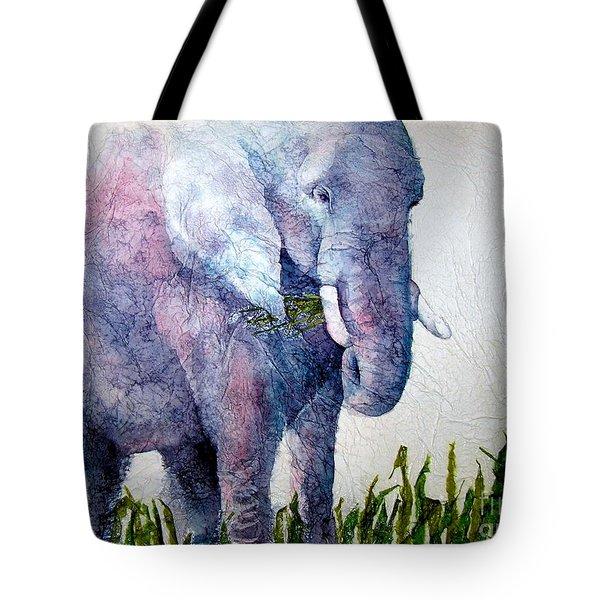 Elephant Sanctuary Tote Bag