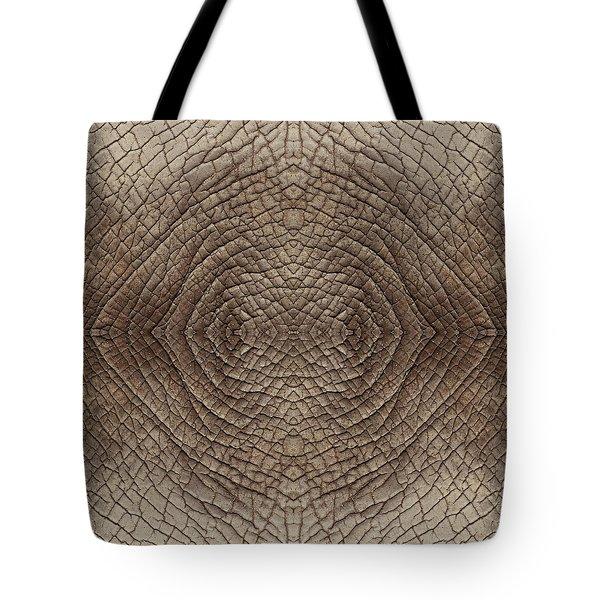 Elephant Skin Tote Bag