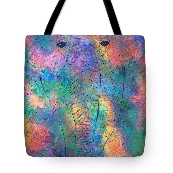Elephant Spirit Tote Bag