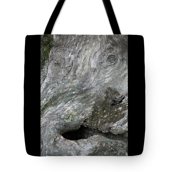 Tote Bag featuring the photograph Elephant Trunk by Dale Kincaid