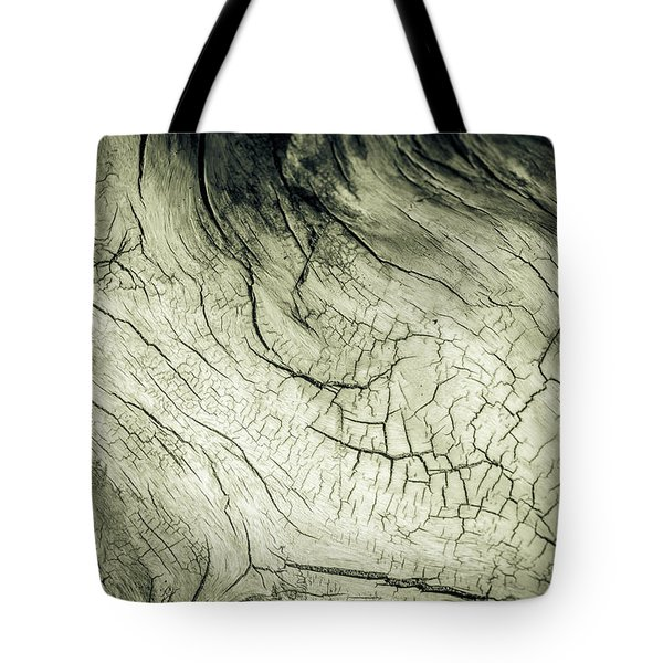 Elephant Wood Of Memory Tote Bag