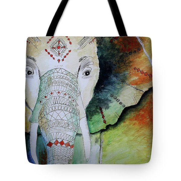 Elephantastic Tote Bag
