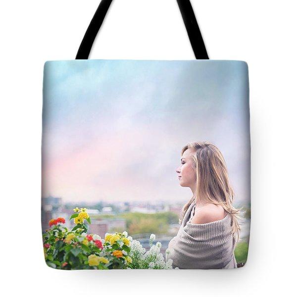 Elevate Your Senses Tote Bag