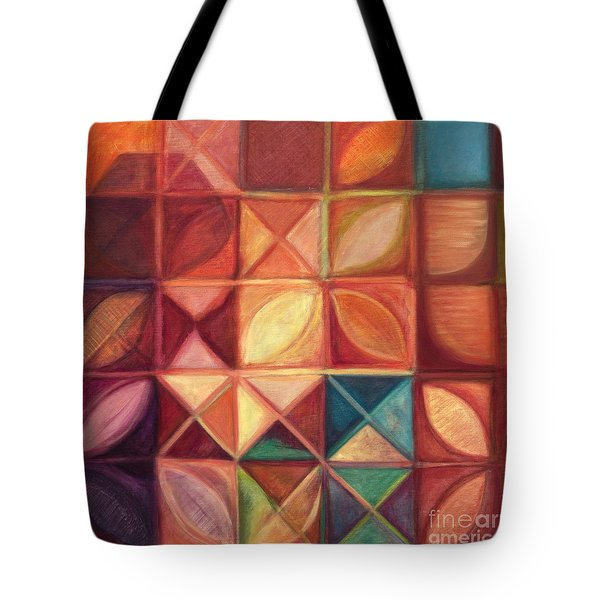 Elevating The Spirit - Finding Heart Tote Bag