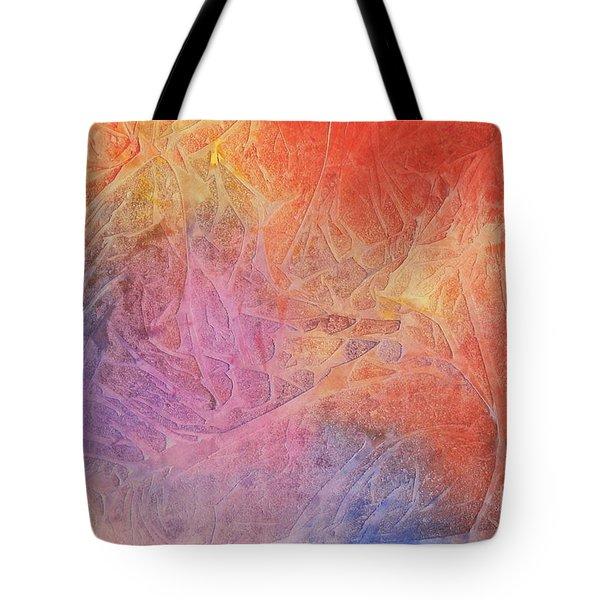 Eleyna's Forest Tote Bag by Jackie Mueller-Jones