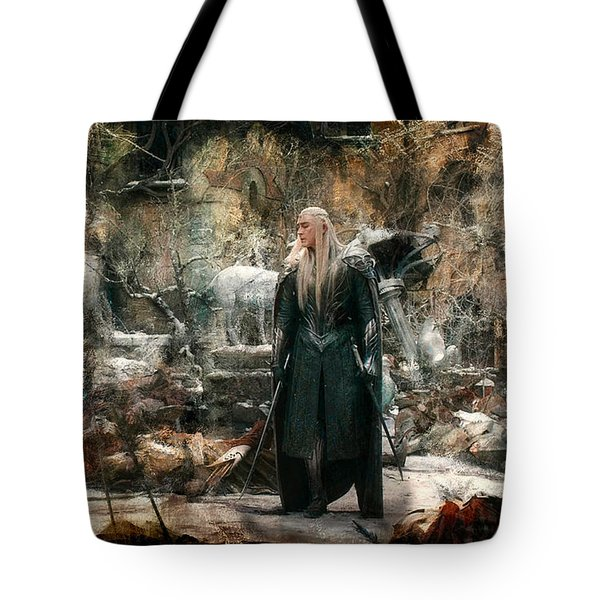 Elf King Thranduil  Tote Bag