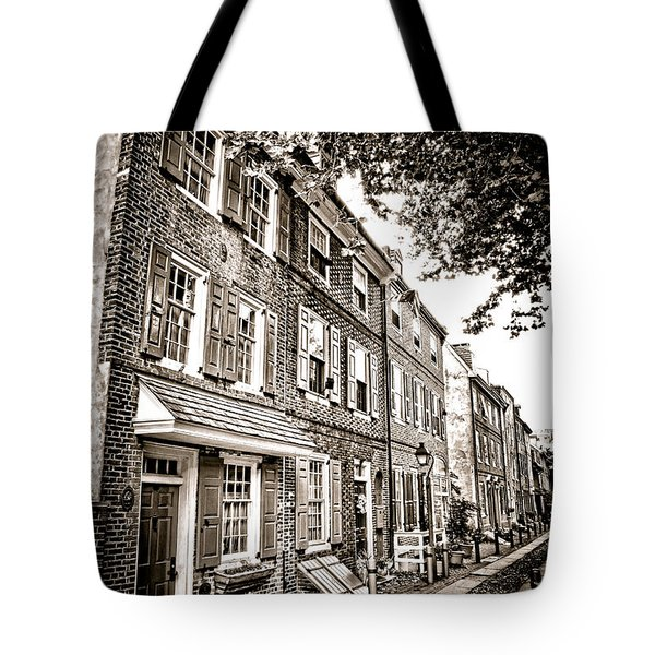 Elfreth Alley  Tote Bag