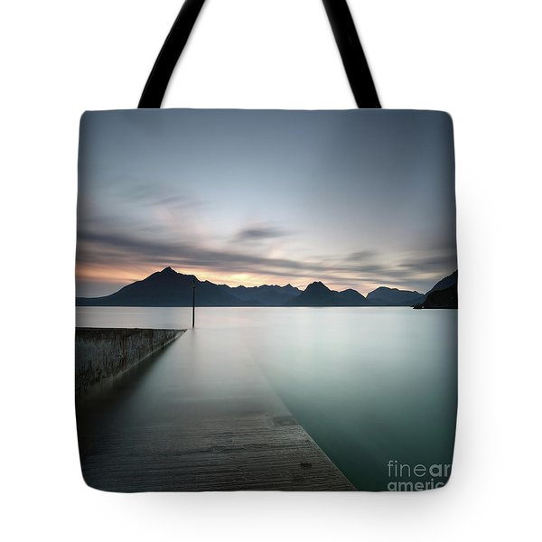 Elgol At Sunset Tote Bag