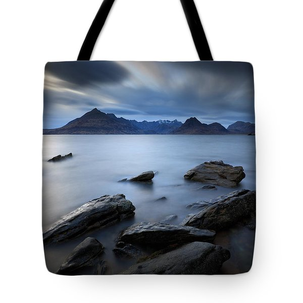 Elgol Rocky Shore Tote Bag