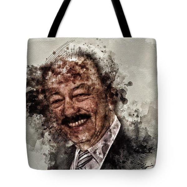 Elin Ortiz Tote Bag