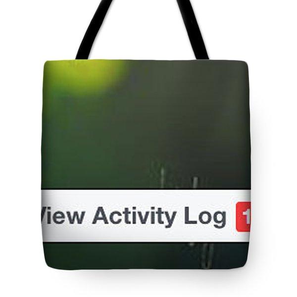 Elipses Tote Bag by Lois Bryan