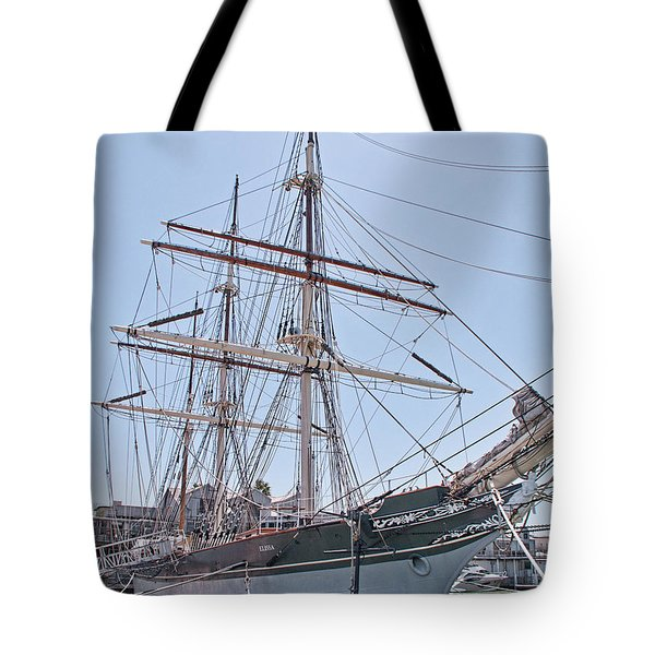 Elissa - Galveston, Tx Tote Bag