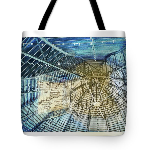 Elitch Pavilion Redo Tote Bag