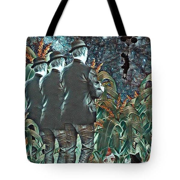 Elite Hide And Seek Tote Bag