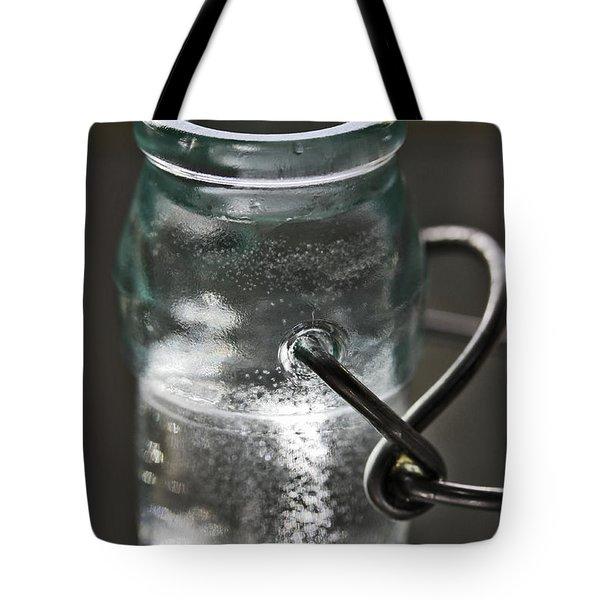 Elixir Bottle Tote Bag