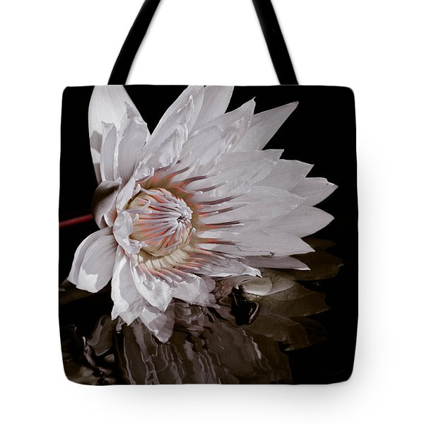 Elizabeth's Lily Tote Bag