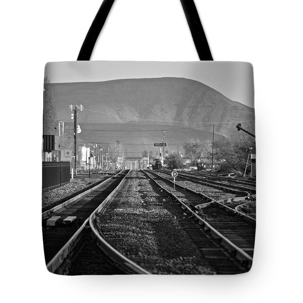 Ellensburg Station Tote Bag