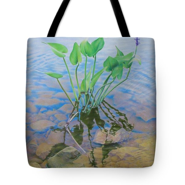 Ellie's Touch Tote Bag